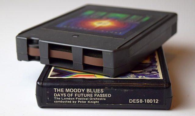 Cassettes 8 pistes haute performance